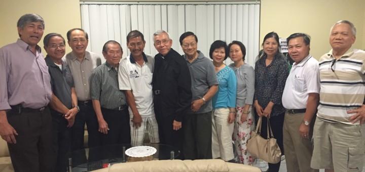 Rev Hien & nam cali